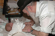 Circumcision - Brit Mila Ceremony done when the baby boy is eight days old