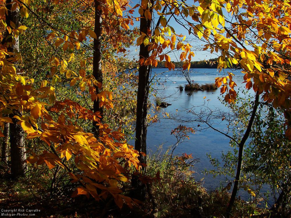 Fall at Kent Lake