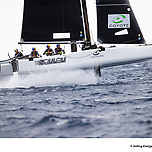Fourth event of the 2018 GC32 Racing Tour, run by Marina Villasimius.  GC32 Racing Tour, Villasimius Cup 2018. Photo © Tomás Moya / Sailing Energy / GC32 Racing Tour<span>Sailing Energy/GC32 Racing Tour</span>