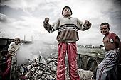 The Garbage Gang. Kosovo