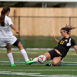 PLU Women's Soccer vs. Whitman