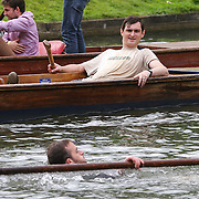 PIC BY GEOFF ROBINSON PHOTOGRAPHY 07976 880732.<br /> <br />  PUNTING BOOK