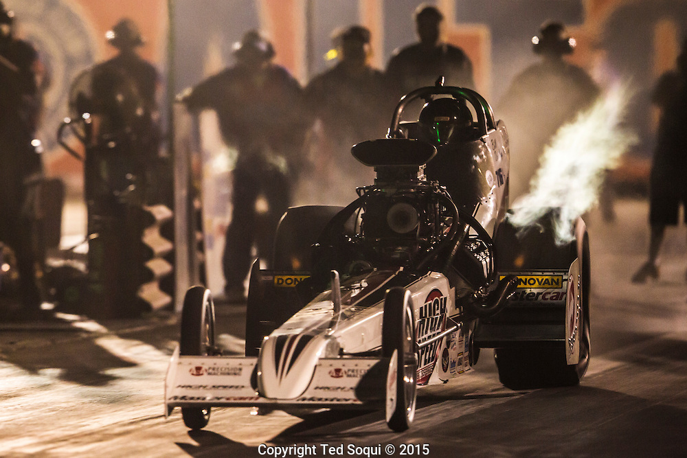Saturday Night Nitro event at the Auto Club Raceway Famoso.