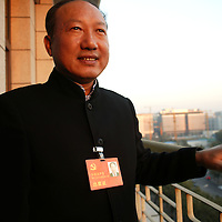 China : Hainan Airlines CEO Chen Feng