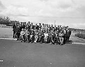 1972 - British Merchants visit Bord na Mona.