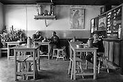 'Morning Star' cafe in Kalaw.