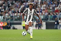 14.09.2016 - Champions League - Juventus-Siviglia - nella foto : Mario Lemina - Juventus