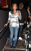 """Gabrielle Union  arriving for a screening of the movie, """"A Perfect Holiday"""" in Washington, DC on December 4, 2007"""