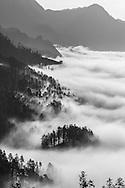 Vietnam Images-landscape-Sapa