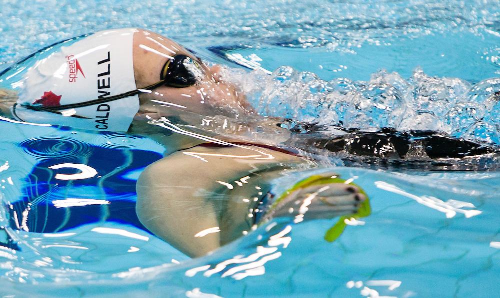 Hillary Caldwell Canadian National Swim Team Victoria Training Centre Nov 23 2015