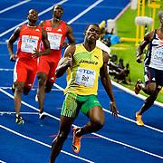 Bolt runs 9.58