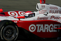 Ryan Briscoe at Infineon Raceway, Argent Mortgage Indy Grand Prix, August 28, 2005