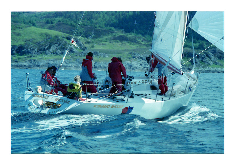 Historic Scottish Series Images<br /> <br /> Senario Encore 1989<br /> <br /> Picture Copyright  PFM Pictures