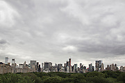 New York City Skyline looking South