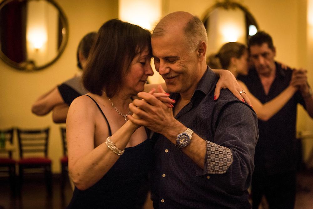 Milonga Chez Coco, Rialto, Montréal, 2015-16