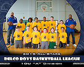 DELCO Boys Basketball League 2015 All Star Games