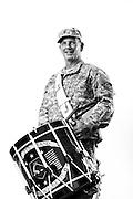 Joseph Bruneau<br /> Army<br /> E-5<br /> Musician<br /> 1985 - Present<br /> <br /> Veterans Portrait Project<br /> Springfield, MA