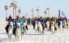 JAN 4 2013 Mongolia: Winter Carnival