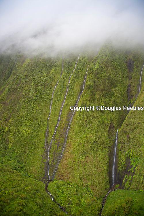 Base of Mt Waialeale, wettest spot on earth, Kauai, Hawaii