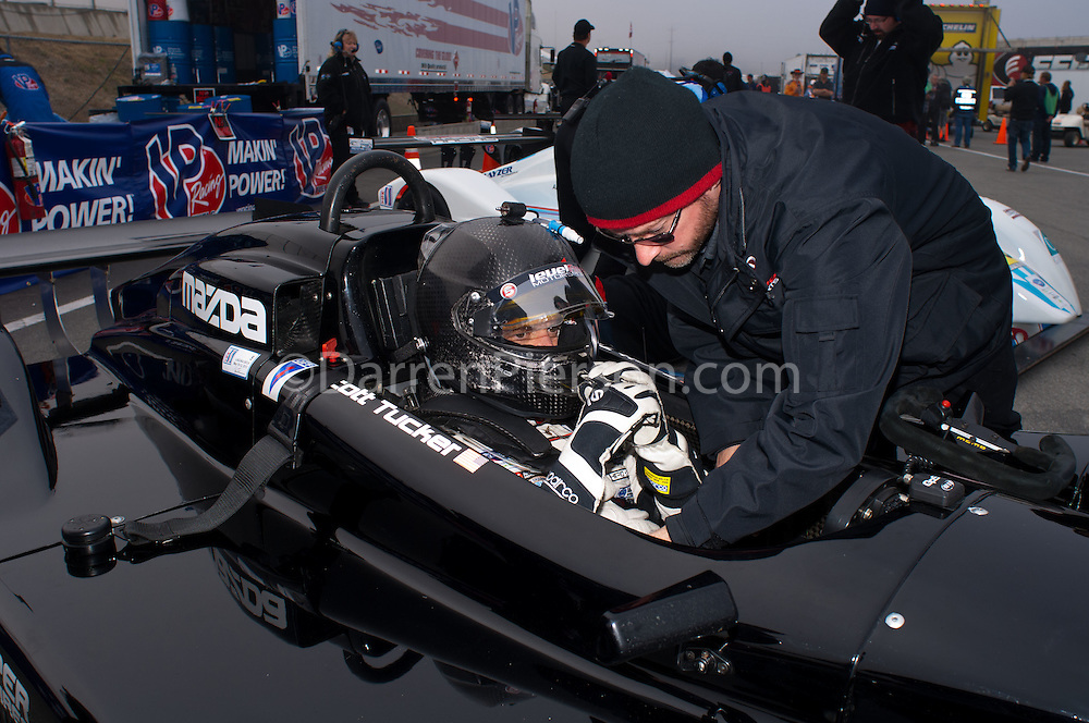 #5 Level 5 Motorsports Prototype Lite: Scott Tucker