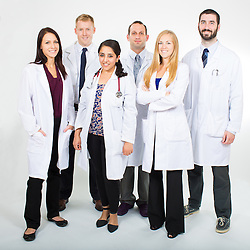 CarePoint Health Headshots / Group Photos Aug 2015