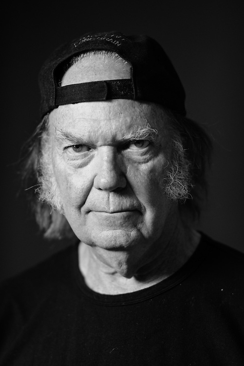 Neil Young - Human Highway