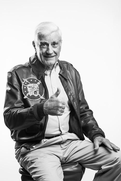 Phillip R. Ferrigno<br /> Air Force<br /> E-4<br /> Fire Control Technician<br /> June 30, 1953 - June 29, 1957<br /> <br /> Veterans Portrait Project<br /> Denver, CO