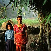 China and Nepal Portraits
