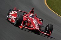 Tony Kanaan, Pocono Raceway, USA 7/6/2014