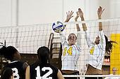Rowan University Volleyball vs Bryn Mawr College - 5 September 2009