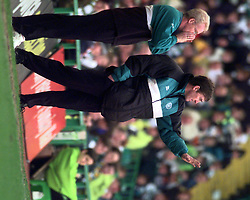 Kenny Dalglish in charge. CELTIC V ST JOHNSTONE..©2010 Michael Schofield. All Rights Reserved.