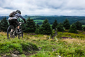 UK Gravity Enduro, Ae Forest, Dumfries, 2015