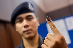 APR 30 2013 13th general elections in Kuala Lumpur
