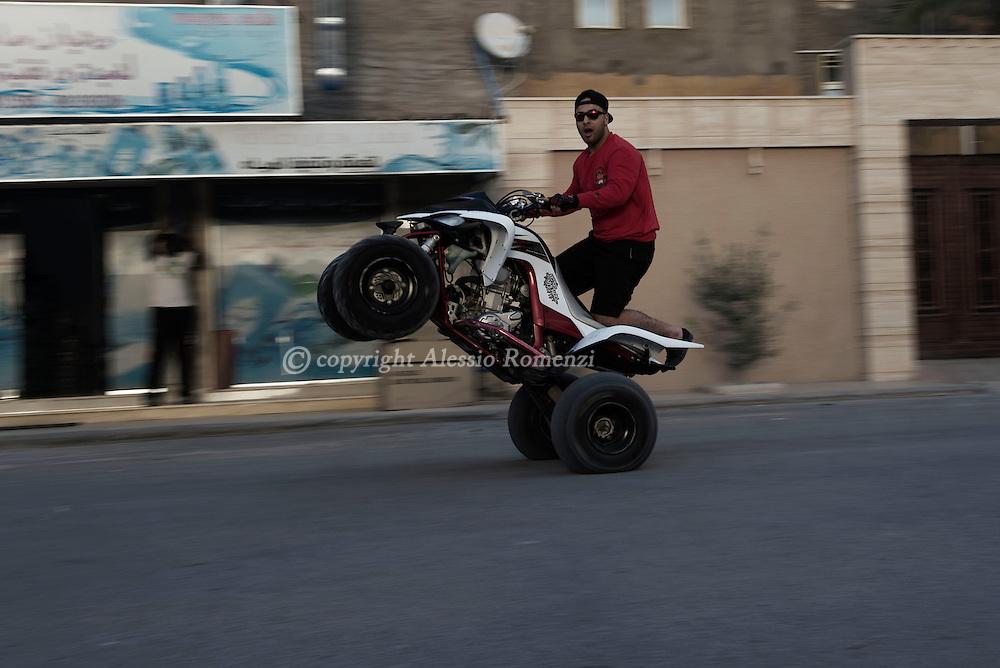 Libya, Misurata: Daily life in Misurata. Alessio Romenzi