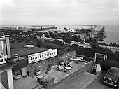 1958 - Views of Hotel Pierre in Dun Laoghaire