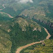 En su camino hacia la desembocadura, el río San Pedro Mezquital atraviesa algunos de los lugares menos transitados de la Sierra Madre Occidental