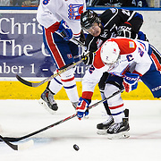 January 2, 2015 Victoria Royals vs Spokane Chiefs