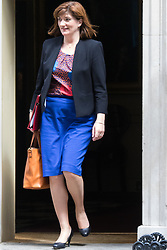 Downing Street, London, June 9th 2015. XXXXXX Leaves 10 Downing Street following the weekly meeting of the Cabinet.