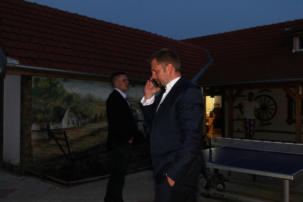Vit Jedlicka, president of Liberland
