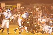 Water Valley's Jeoffrey Gordon (29) vs. Charleston in Charleston, Miss. on Friday, September 14, 2012. Charleston won.
