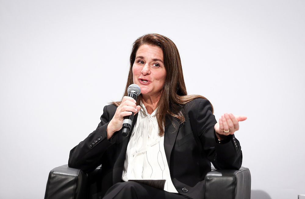 03 June 2015 - Belgium - Brussels - European Development Days - EDD - Food - Joining forces to make undernutrition history - Melinda Gates , Founder and Co-Chair , Bill and Melinda Gates Foundation © European Union
