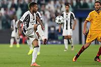 14.09.2016 - Champions League - Juventus-Siviglia - nella foto : Daniel Alves - calcio serie A - Juventus