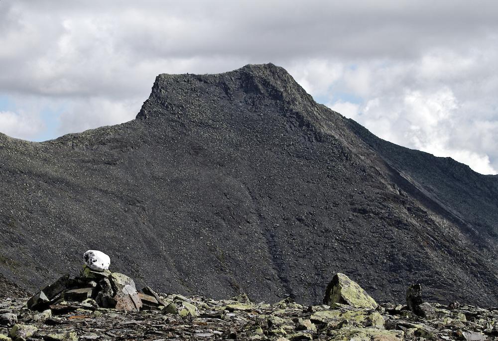 Storsylen seen from Nordsylen, Sylan in Norway