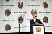 Vice President Joe Biden at The 11th National Conference of The National Action Network held at The Sheraton on April 3, 2009 in New York City.