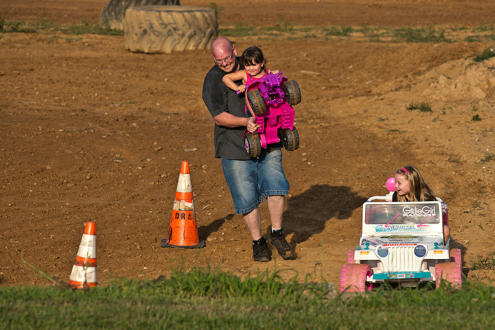 (photo by Matt Roth).Saturday, July 14, 2012..The Arcadia Volunteer Fire Department held one of their summer Demolition Derbies, at the fairgrounds in Arcadia, Maryland Saturday, July 14, 2012.