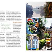 BBC Delicious Magazine (Australia). Global Plates feature on Battambang, Cambodia.