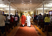 The Gonzaga Law School's annual Red Mass took place on September 22, 2015. (Photo by Ryan Sullivan)
