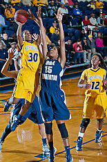 2012-13 A&T WB vs George Washington University