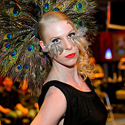 Joshua Borough- 22 May 2010. Meselas Premier Fashion Show, Midnight in Wonderland, at Platinum Jaxx in Anchorage, Alaska..