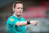 HELMOND - Helmond Sport - Achilles 29 , Lavans stadion , Voetbal , Jupiler League , 01-05-2015 , Scheidsrechter Ingmar Oostrom